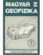 Magyar geofizika XXVI. évf. 5-6. szám - Zelei András