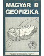 Magyar geofizika XXVII. évf. 6. szám - Zelei András