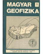 Magyar geofizika XXX. évf. 1. szám - Zelei András