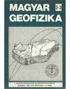 Magyar geofizika XXX. évf. 2-3. szám - Zelei András
