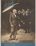Híd III. évfolyam 22. szám 1942 június 15 - Zilahy Lajos