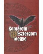 Komárom-Esztergom megye (dedikált) - Zoltai Dénes