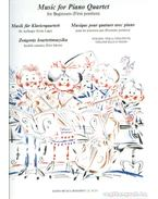 Zongorás kvartettmuzsika kezdők számára