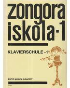 Zongoraiskola / Klavierschule 1