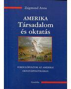 Amerika - Társadalom és oktatás - Fordulópontok az amerikai oktatáspolitikában - Zsigmond Anna
