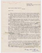 Lehel Ferenc (levél)