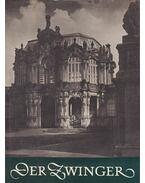 De Zwinger in Dresden