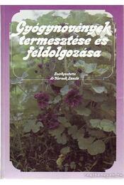 Gyógynövények termesztése és feldolgozása - Régikönyvek
