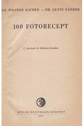 100 fotorecept - Régikönyvek