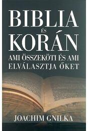 BIBLIA ÉS KORÁN - Régikönyvek