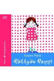Pöttyös Panni - Móra hangoskönyvek - Régikönyvek