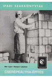 Cserépkályha-építés - Régikönyvek