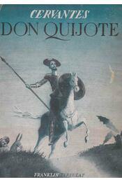 Don Quijote De La Mancha - Régikönyvek