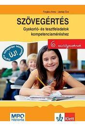 Szövegértés - gyakorló- és tesztfeladatok kompetenciaméréshez 6. osztályosoknak - Régikönyvek