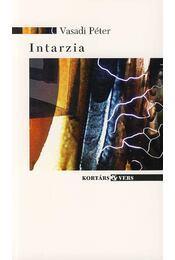 INTARZIA - KORTÁRS VERS - Régikönyvek