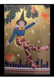 Szinházi Élet 1928 karácsony - Régikönyvek