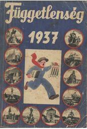 Függetlenség 1937 - Régikönyvek