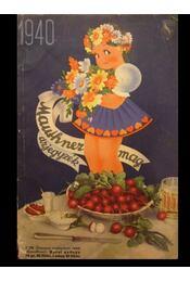 Mauthner árjegyzék 1940 - Régikönyvek