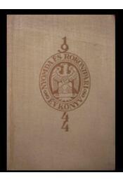 Nyomda- és rokonipari évkönyv 1944 - Régikönyvek