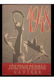 Jószomszédság naptára 1948 - Régikönyvek