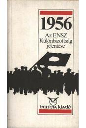 1956 - Az ENSZ Különbizottság jelentése - Régikönyvek