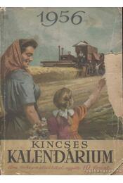 Kincses kalendárium 1956 - Régikönyvek