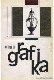 Magyar grafika 1966. (teljes) - Régikönyvek