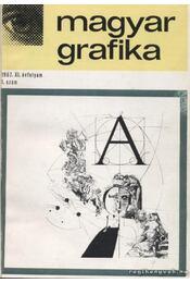 Magyar grafika 1967. (teljes) - Régikönyvek