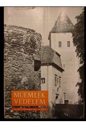 Műemlékvédelem 1968. I-VI. szám - Régikönyvek
