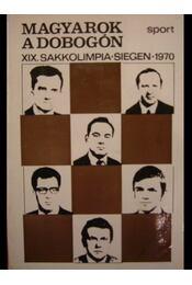 Magyarok a dobogón - Régikönyvek