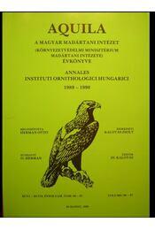 Aquila 1989-1990 - Régikönyvek