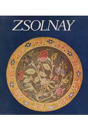 Zsolnay - Régikönyvek