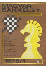 Magyar Sakkélet 1979. év (teljes) - Régikönyvek