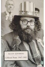 Collected Poems - Ginsberg, Allen - Régikönyvek