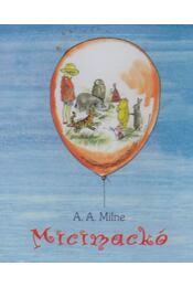 Micimackó - hangoskönyv - Régikönyvek