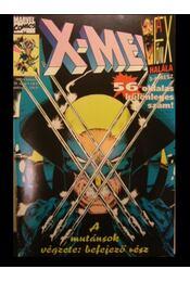 X-men 1995/1 február 22. szám - Régikönyvek