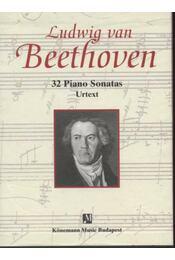 32 Piano Sonatas - Régikönyvek