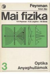 Optika - Anyaghullámok - Régikönyvek