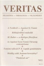 Veritas 1993/2 - Takács János - Régikönyvek