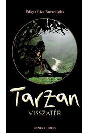 Tarzan visszatér - Régikönyvek