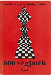 600 végjáték - Régikönyvek