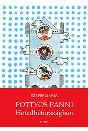 Pöttyös Panni Hetedhétországban - Régikönyvek