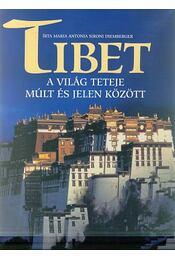 Tibet - A világ teteje múlt és jelen között - DIEMBERGER, - Régikönyvek