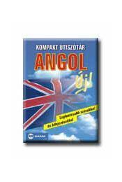 Kompakt útiszótár angol - Régikönyvek