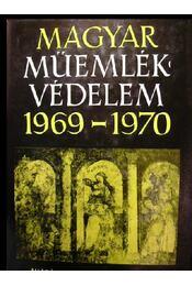Magyar műemlékvédelem 1969-1970 - Régikönyvek