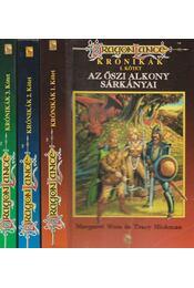 Dragonlance Krónikák I-III. - Régikönyvek