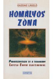 Homályos zóna - Régikönyvek