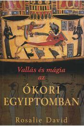 Vallás és mágia az ókori Egyiptomban - Régikönyvek