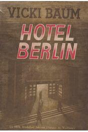 Hotel Berlin - Régikönyvek