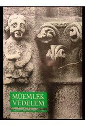 Műemlékvédelem 1972. I-IV. - Régikönyvek